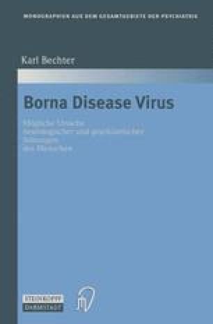 Borna Disease Virus