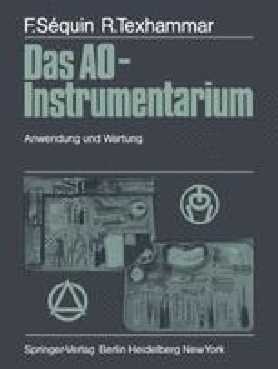 Das AO-Instrumentarium