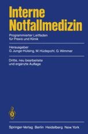 Interne Notfallmedizin