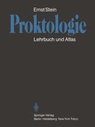 Proktologie