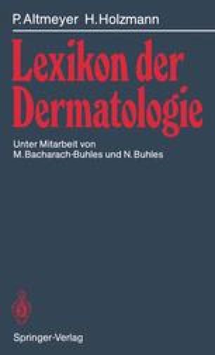 Lexikon der Dermatologie