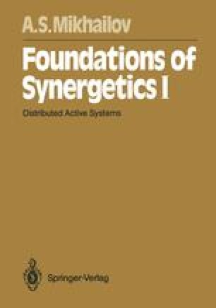 Foundations of Synergetics I