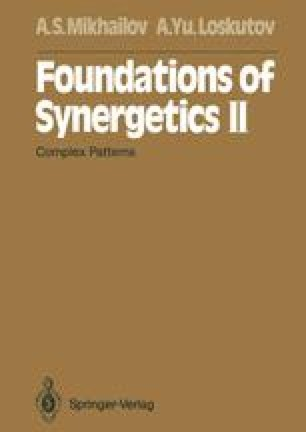 Foundations of Synergetics II