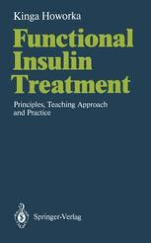 Functional Insulin Treatment