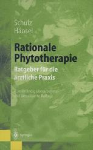 Rationale Phytotherapie