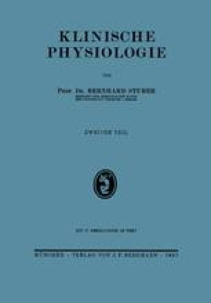 Klinische Physiologie