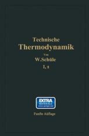 Technische Thermodynamik