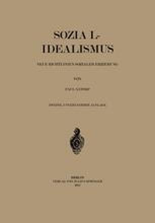 Sozial-Idealismus
