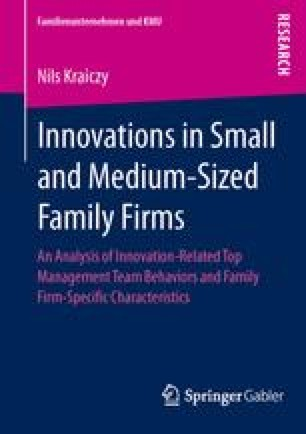 Innovations in Small and Medium-Sized Family Firms