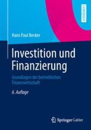 Die Ermittlung risikoeffizienter Portfolios (German Edition)