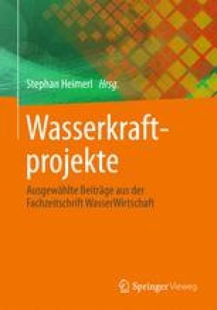 Wasserkraftprojekte