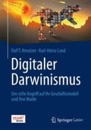 Digitaler Darwinismus