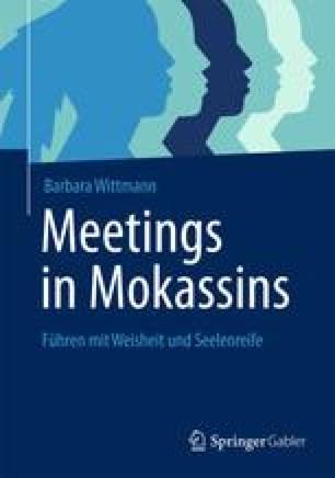 Meetings in Mokassins