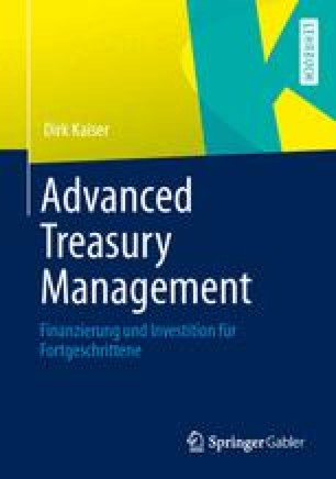 Advanced Treasury Management