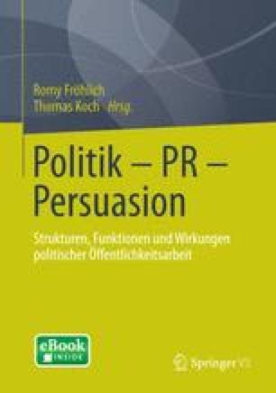 Politik - PR - Persuasion
