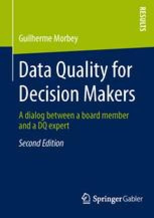 Data Quality for Decision Makers
