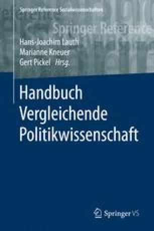 Handbuch Vergleichende Politikwissenschaft