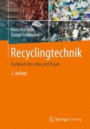 Recyclingtechnik