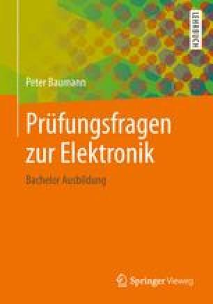 Prüfungsfragen zur Elektronik