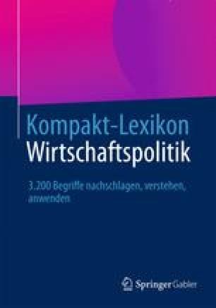 Kompakt-Lexikon Wirtschaftspolitik