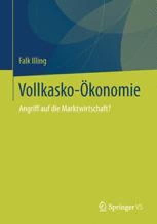 Vollkasko-Ökonomie