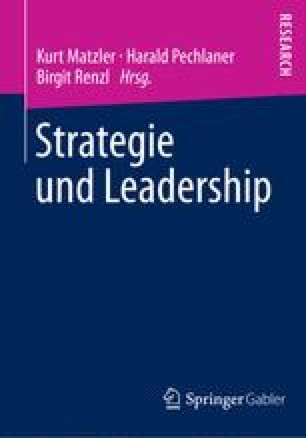 Strategie und Leadership