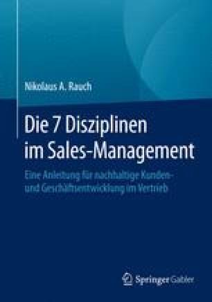 Die 7 Disziplinen im Sales-Management