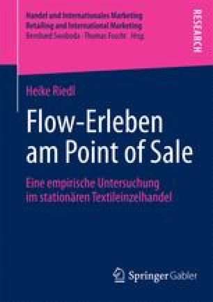Flow-Erleben am Point of Sale