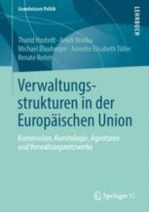 Verwaltungsstrukturen in der Europäischen Union