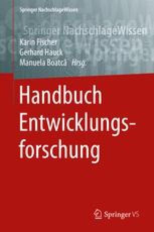 Handbuch Entwicklungsforschung