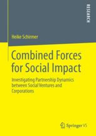 Combined Forces for Social Impact