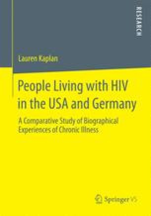 People Living with HIV in the USA and Germany