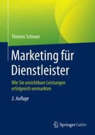 Marketing für Dienstleister