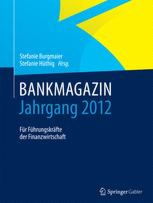 BANKMAGAZIN – Jahrgang 2012
