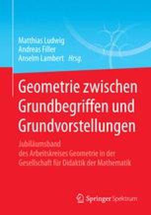 Geometrie zwischen Grundbegriffen und Grundvorstellungen