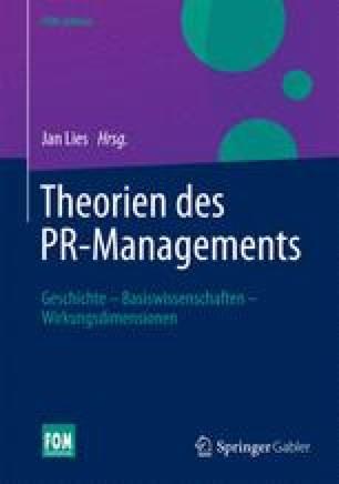 Theorien des PR-Managements