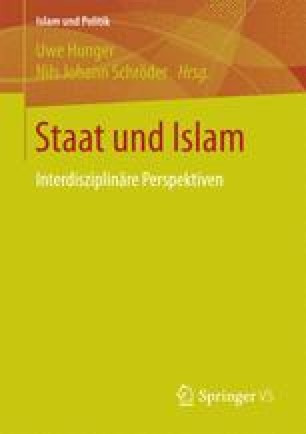 Staat und Islam