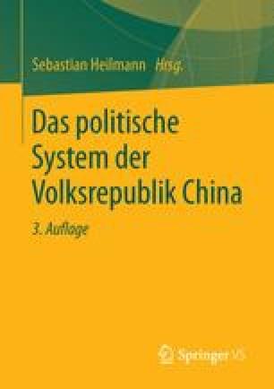 Das politische System der Volksrepublik China