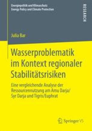 Wasserproblematik im Kontext regionaler Stabilitätsrisiken