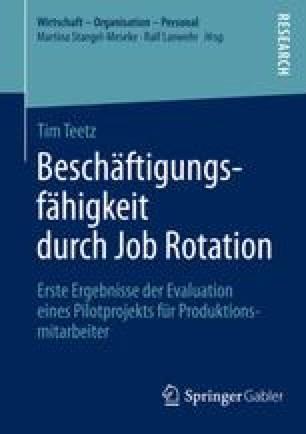 Beschäftigungsfähigkeit durch Job Rotation