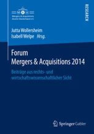 Forum Mergers & Acquisitions 2014