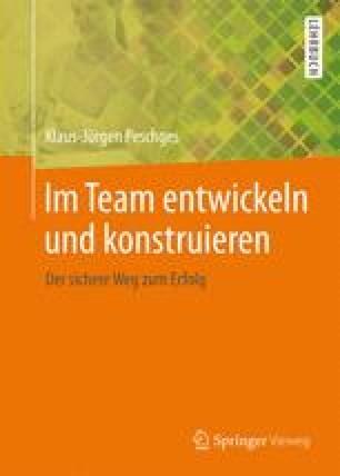 Im Team entwickeln und konstruieren