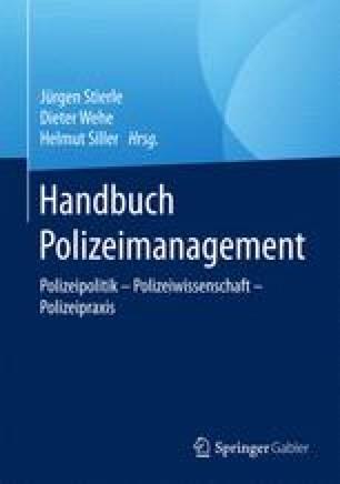 Handbuch Polizeimanagement