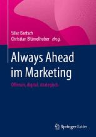 Always Ahead im Marketing
