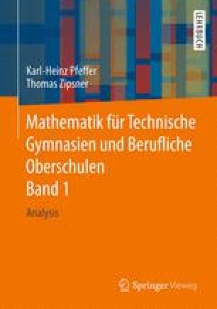 Mathematik für Technische Gymnasien und Berufliche Oberschulen Band 1