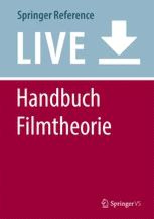 Handbuch Filmtheorie