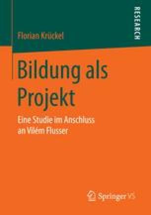 Bildung als Projekt