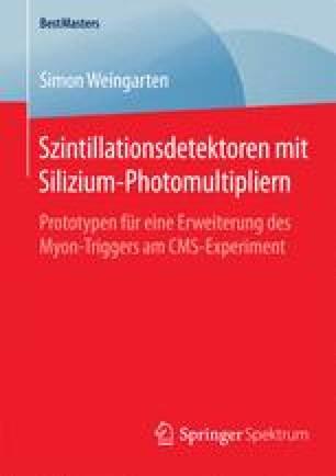 Szintillationsdetektoren mit Silizium-Photomultipliern