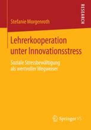 Lehrerkooperation unter Innovationsstress