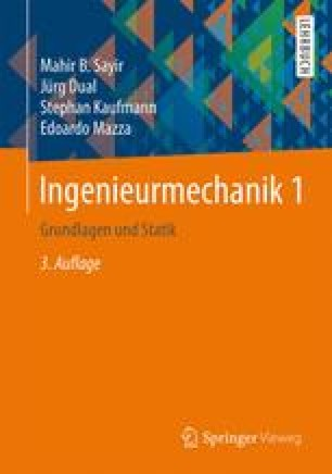 Ingenieurmechanik 1